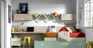 Dormitorios juveniles Kibuc