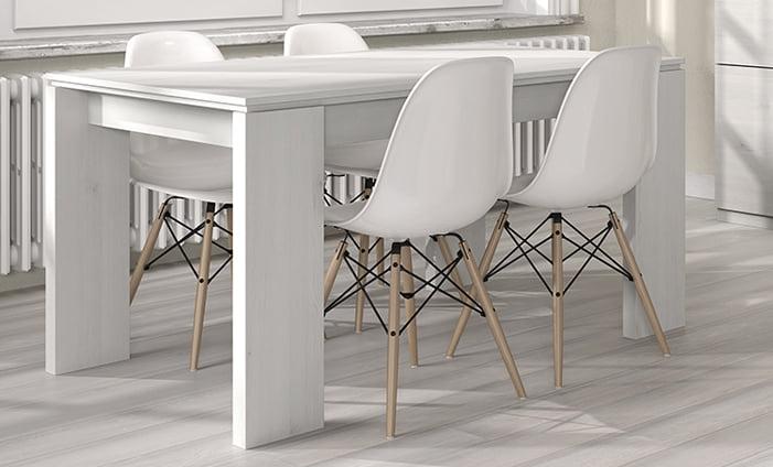 Mesas de comedor baratas Kibuc
