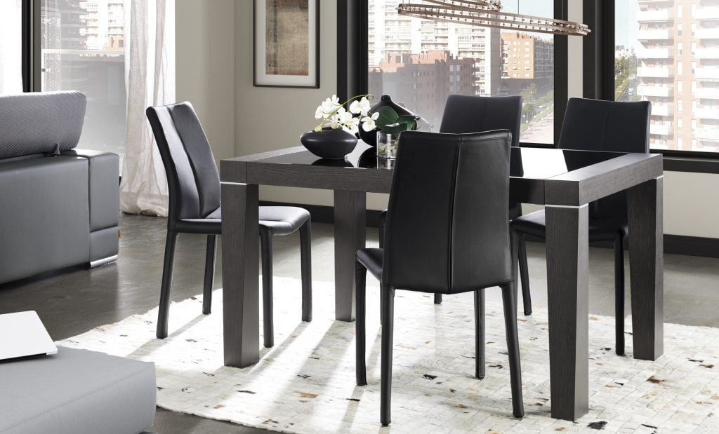 Modernas mesas de comedor Kibuc
