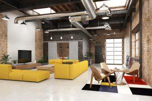 casa industrial