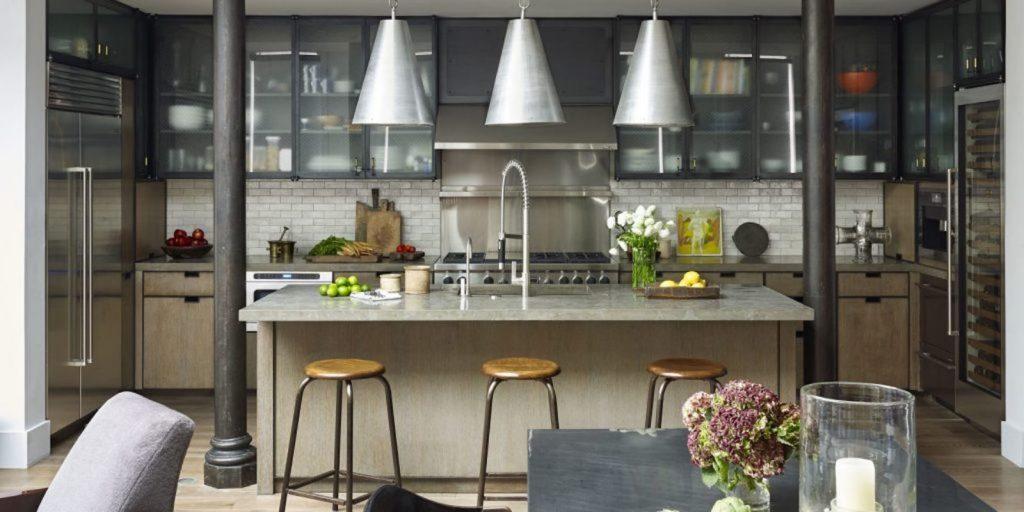 decoracion de cocinas industriales