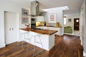 decoracion de cocinas pequeñas y modernas
