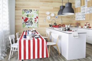 decoracion nautica cocina