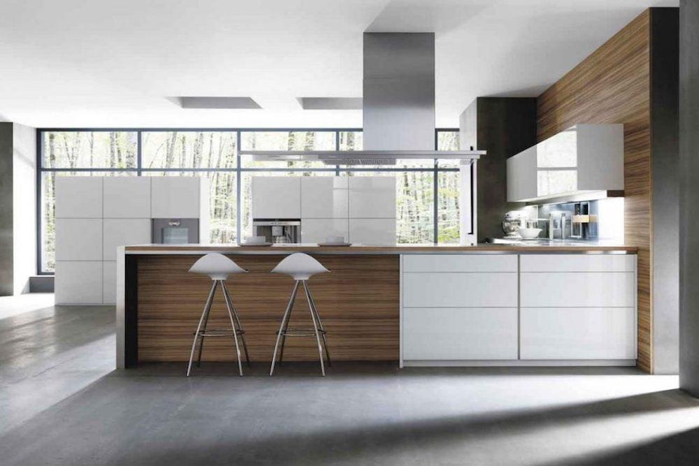 decoraciones de cocinas modernas