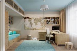 habitaciones infantiles para niñas