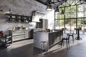 ideas cocina estilo industrial