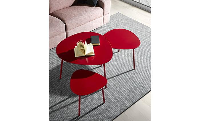 kibuc mesas de centro elevables