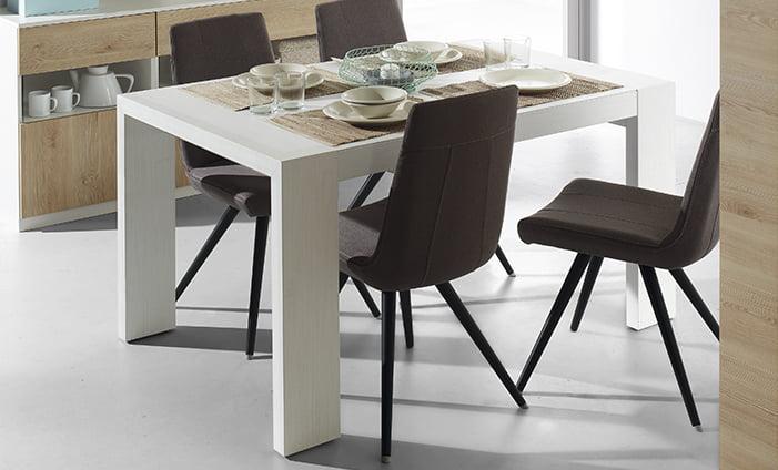 mesas de comedor extensibles kibuc