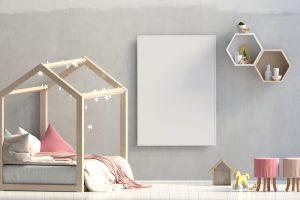 pintura habitaciones infantiles