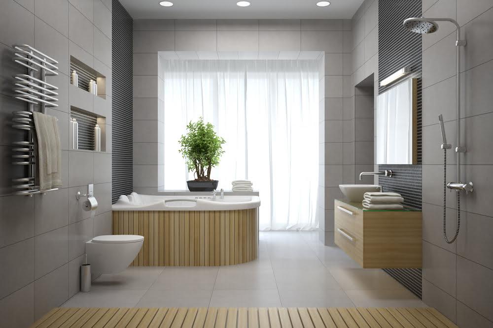 suelos para baños