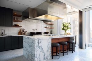 cocina estilo contemporanea