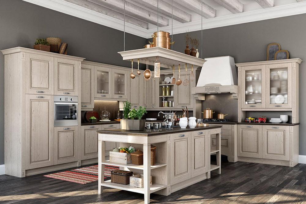 como decorar una cocina clasica