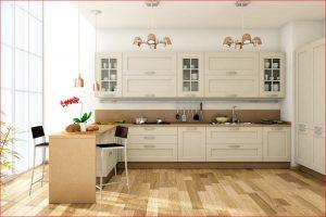 como decorar una cocina romantica