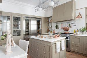 decoraciones de cocinas clasicas