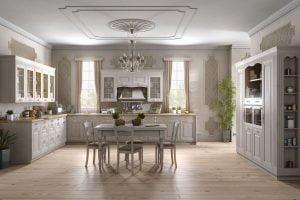 decorar cocinas clasicas