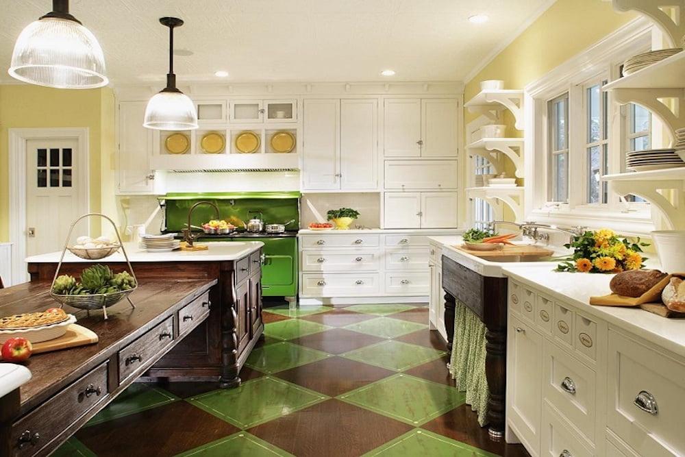 ▷ El encanto de una cocina vintage   Prodecoracion