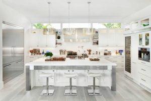 diseño de cocinas contemporaneas