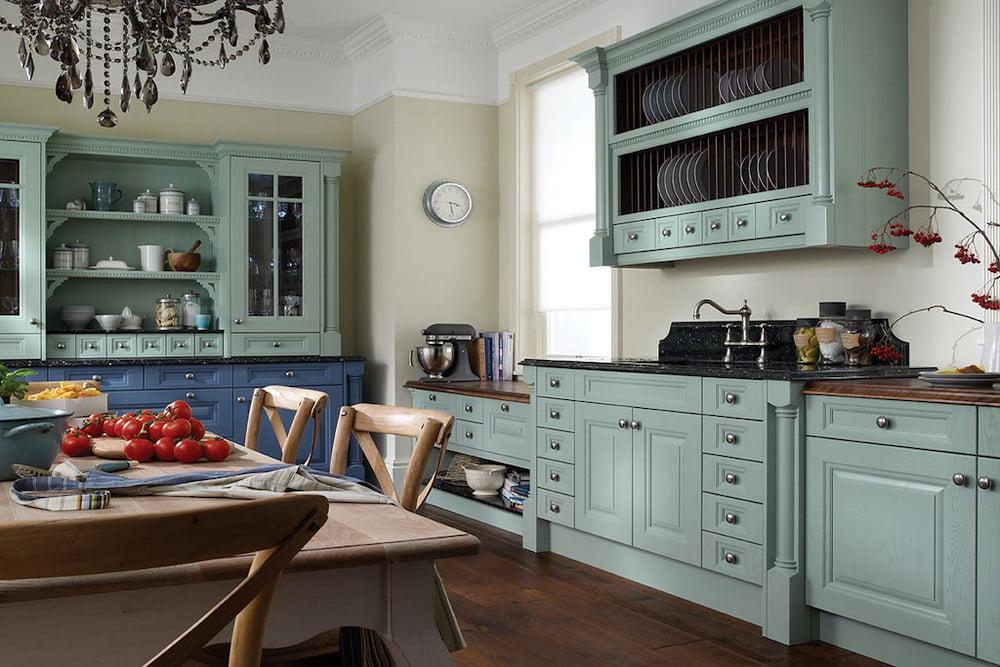 ideas decoracion cocinas vintage