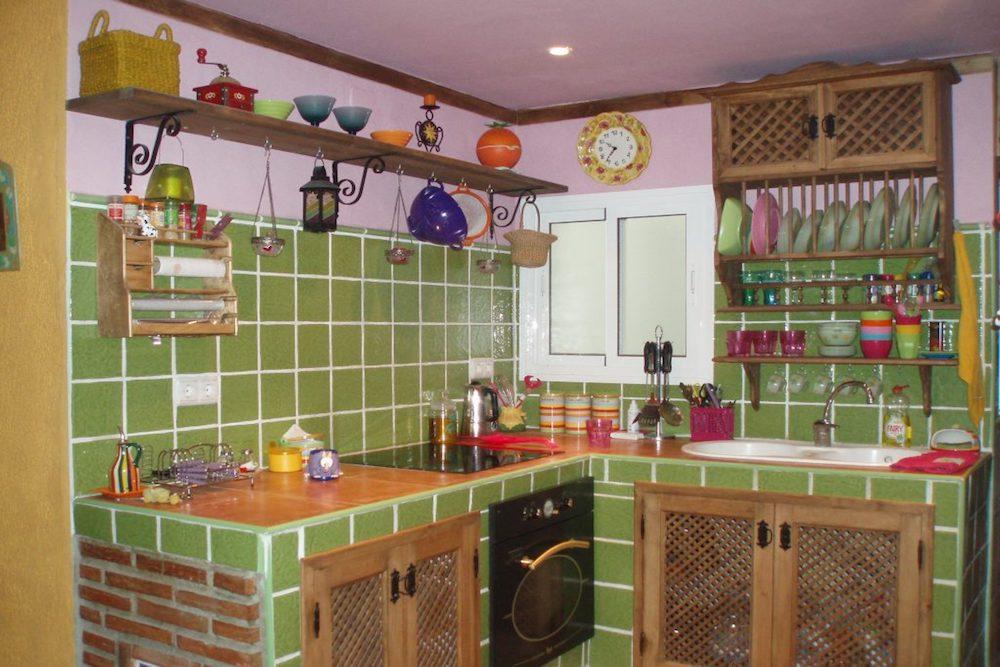 cocina arabe decoracion