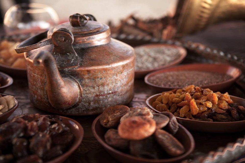 decoracion cocinas estilo arabe