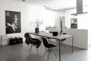 decoracion salon comedor estilo nordico