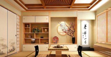 mesa comedor oriental