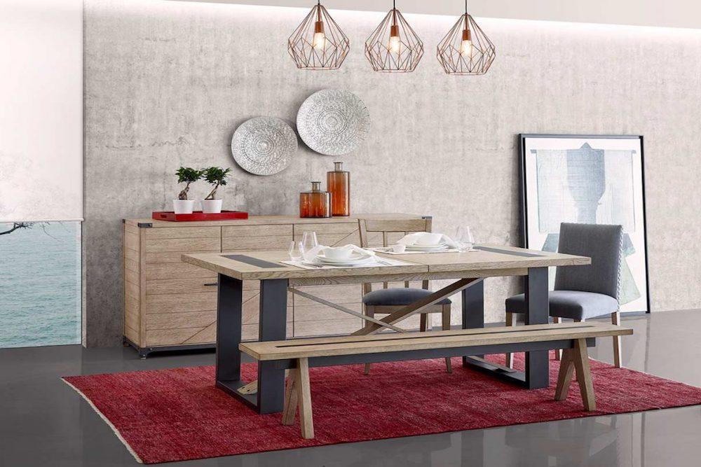 mesas para comedor estilo nordico