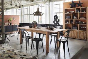 sillas para comedores industriales