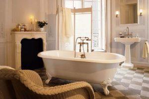 baños vintage decoracion
