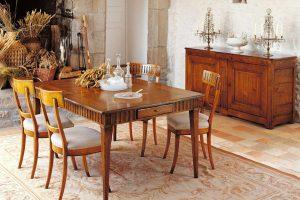 centros de mesa para comedor clasico