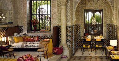 comedores arabes