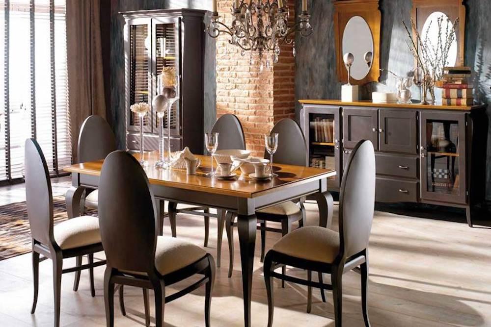 Comedor contempor neo elegante y minimalista prodecoracion - Comedores contemporaneos ...