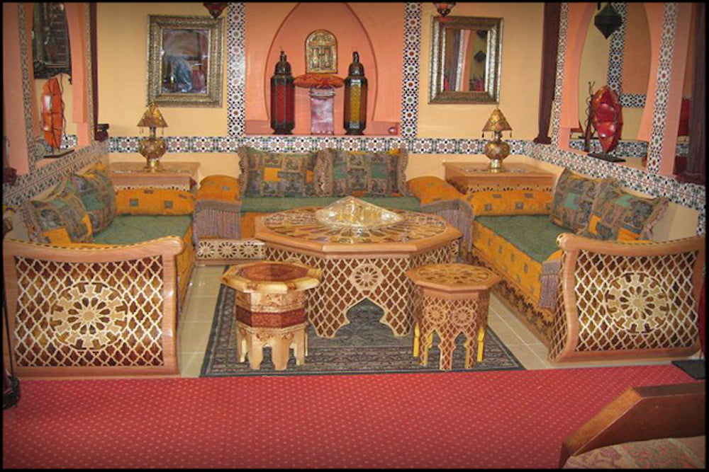 decoracion arabe comedor copia