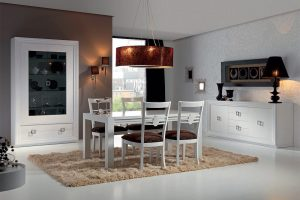 decorar comedor contemporaneo