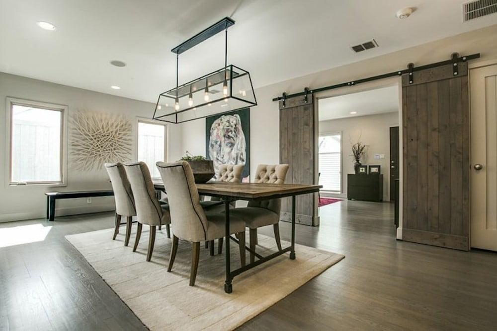 ▷ Comedor contemporáneo, elegante y minimalista | Prodecoracion