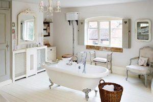 espejos vintage para baño