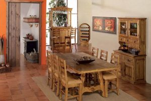 ideas para decorar comedores rusticos