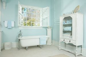 iluminacion baño vintage