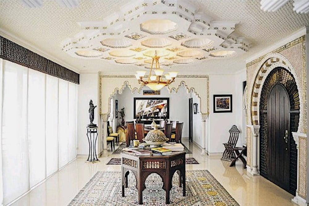 mesas de comedor estilo arabe