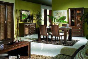 muebles comedor etnico