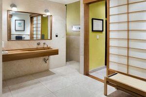 muebles de baño oriental