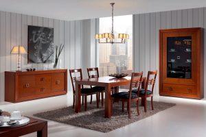 muebles de comedor estilo contemporaneo