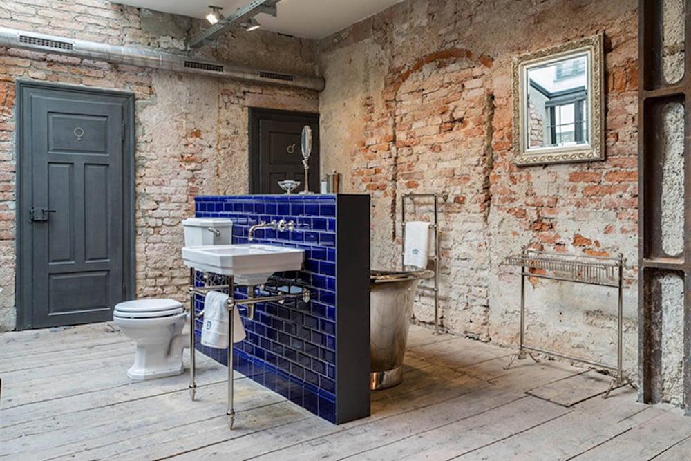 remodelacion de baños industriales