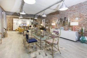 salon comedor eclectico