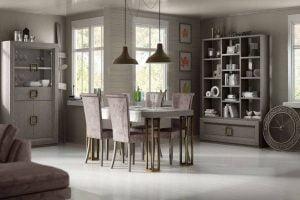 sillas de comedor estilo contemporaneo