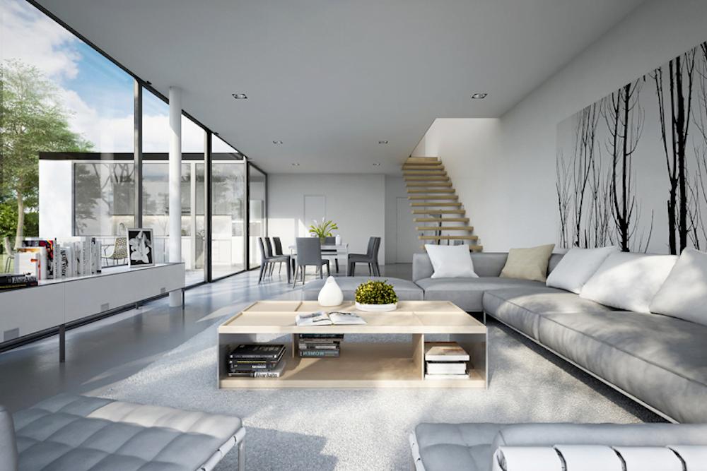 Ideas para decorar un salón moderno