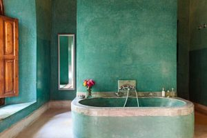 baño arabe
