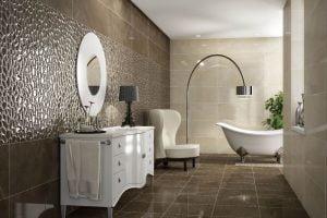 baño estilo ecléctico