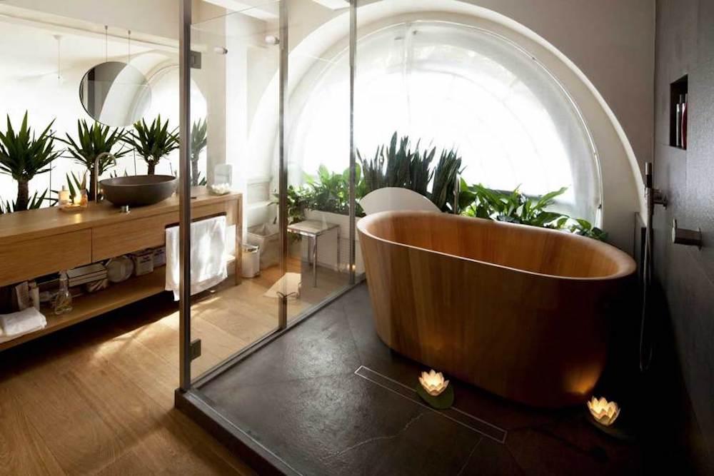 baño etnico