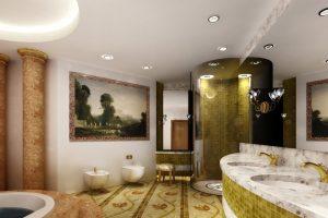 baños arabes de lujo